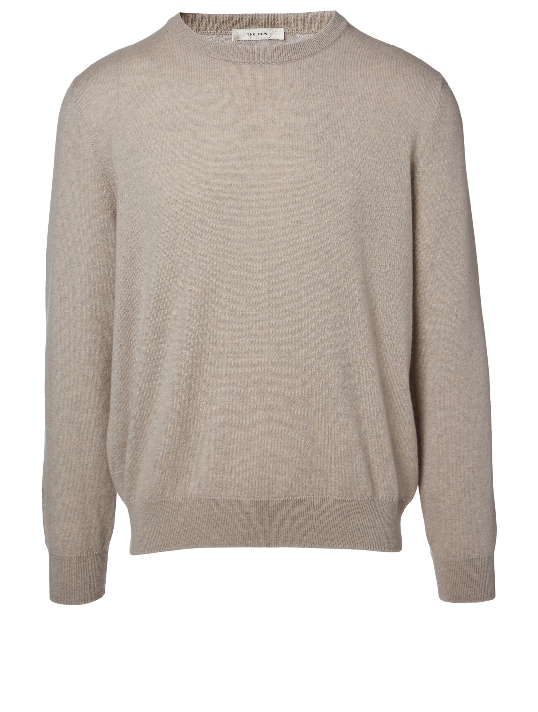 THE ROW Benji Cashmere Sweater Men's Neutral