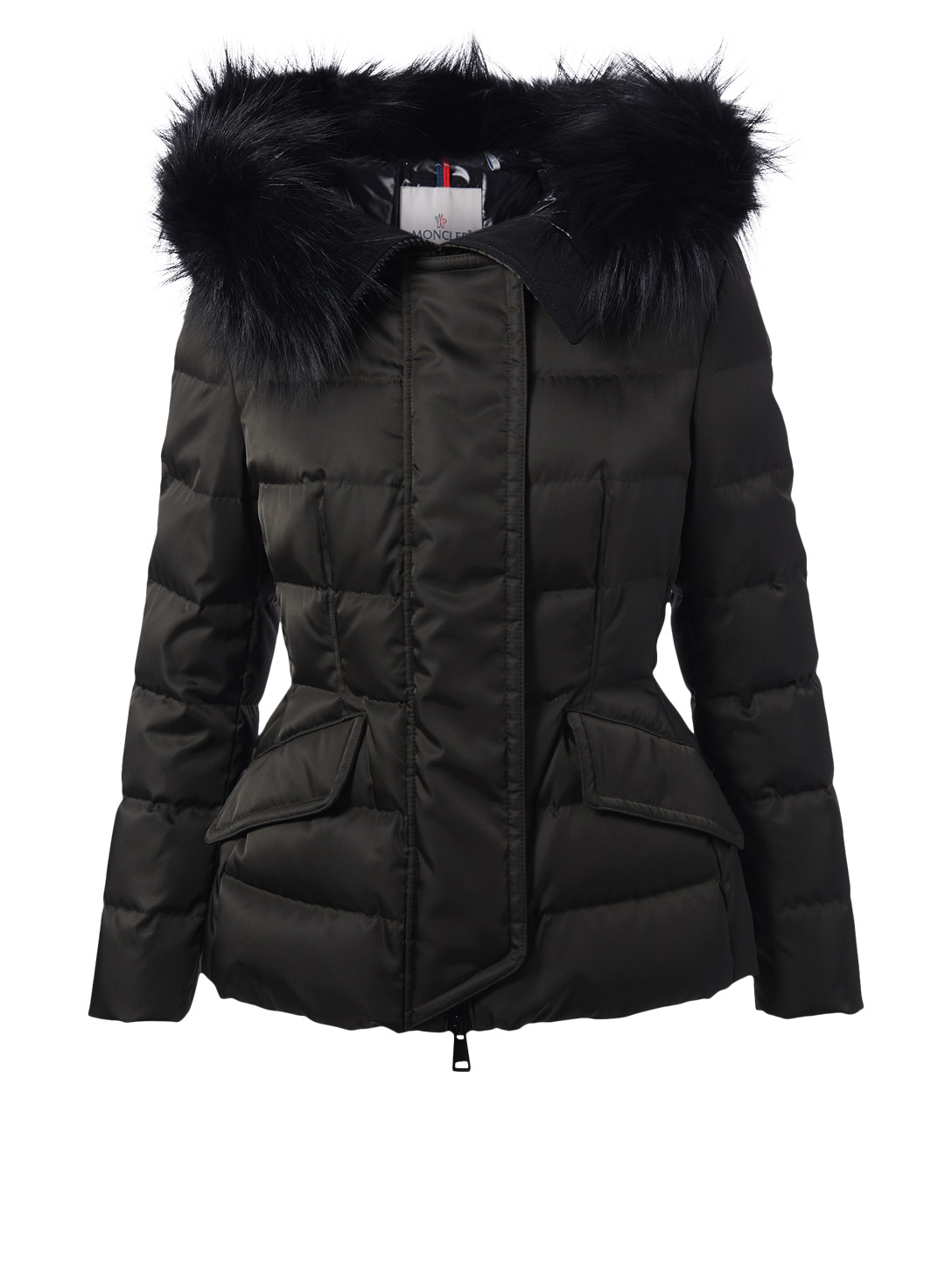 d7d5cf20b105 MONCLER Sterne Down Puffer Jacket With Fur Hood