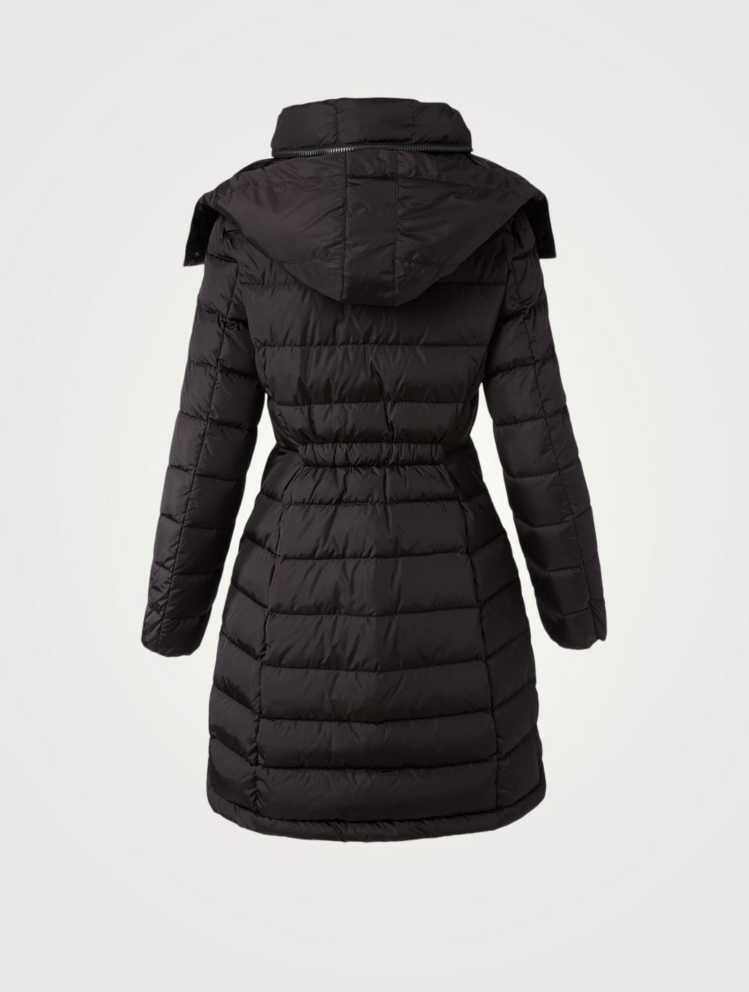 MONCLER Flammette Down Jacket Women's Black