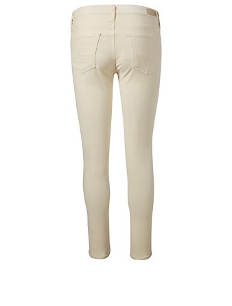 AG Legging Ankle Jeans Women's White