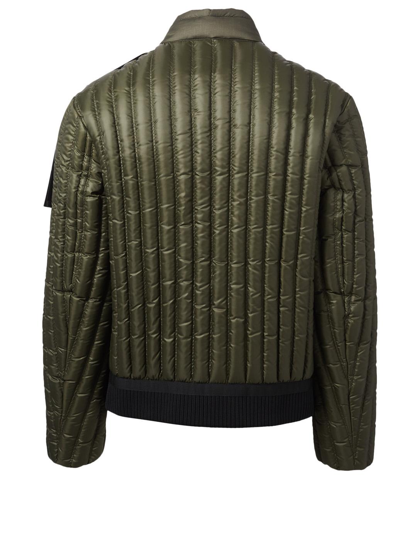 c8a3afde3e54 ... MONCLER GENIUS 5 Moncler x Craig Green Triton Down Jacket Men s Green  ...