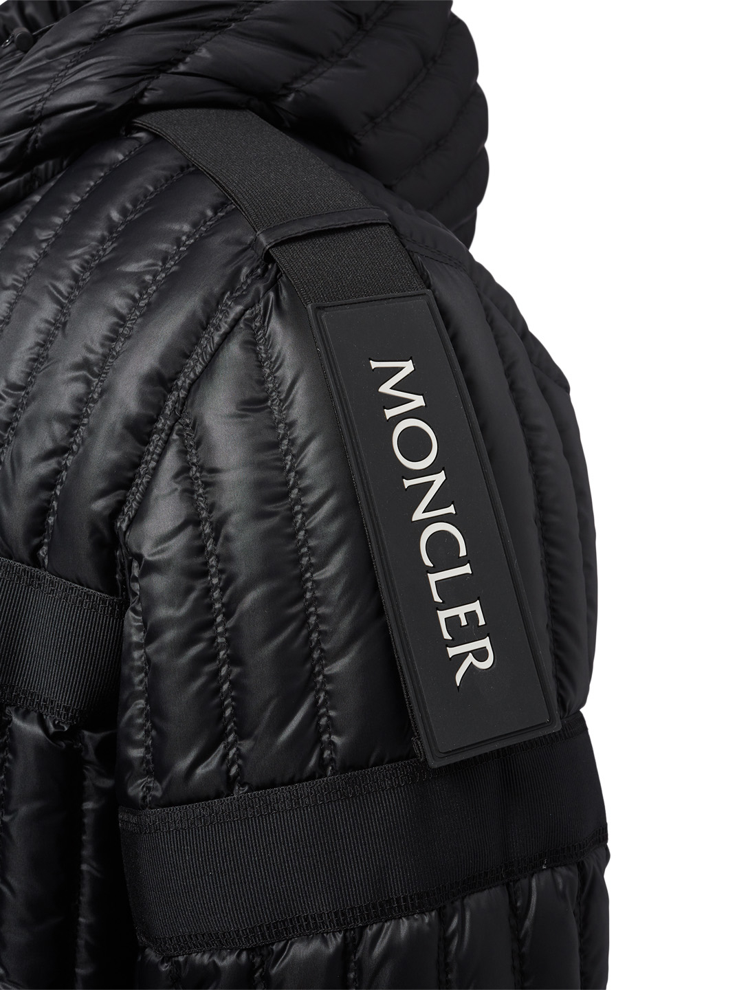 MONCLER GENIUS 5 Moncler x Craig Green Halibut Down Jacket Men's Black