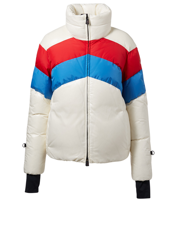 335da97a1 Lamar Colourblock Down Puffer Jacket