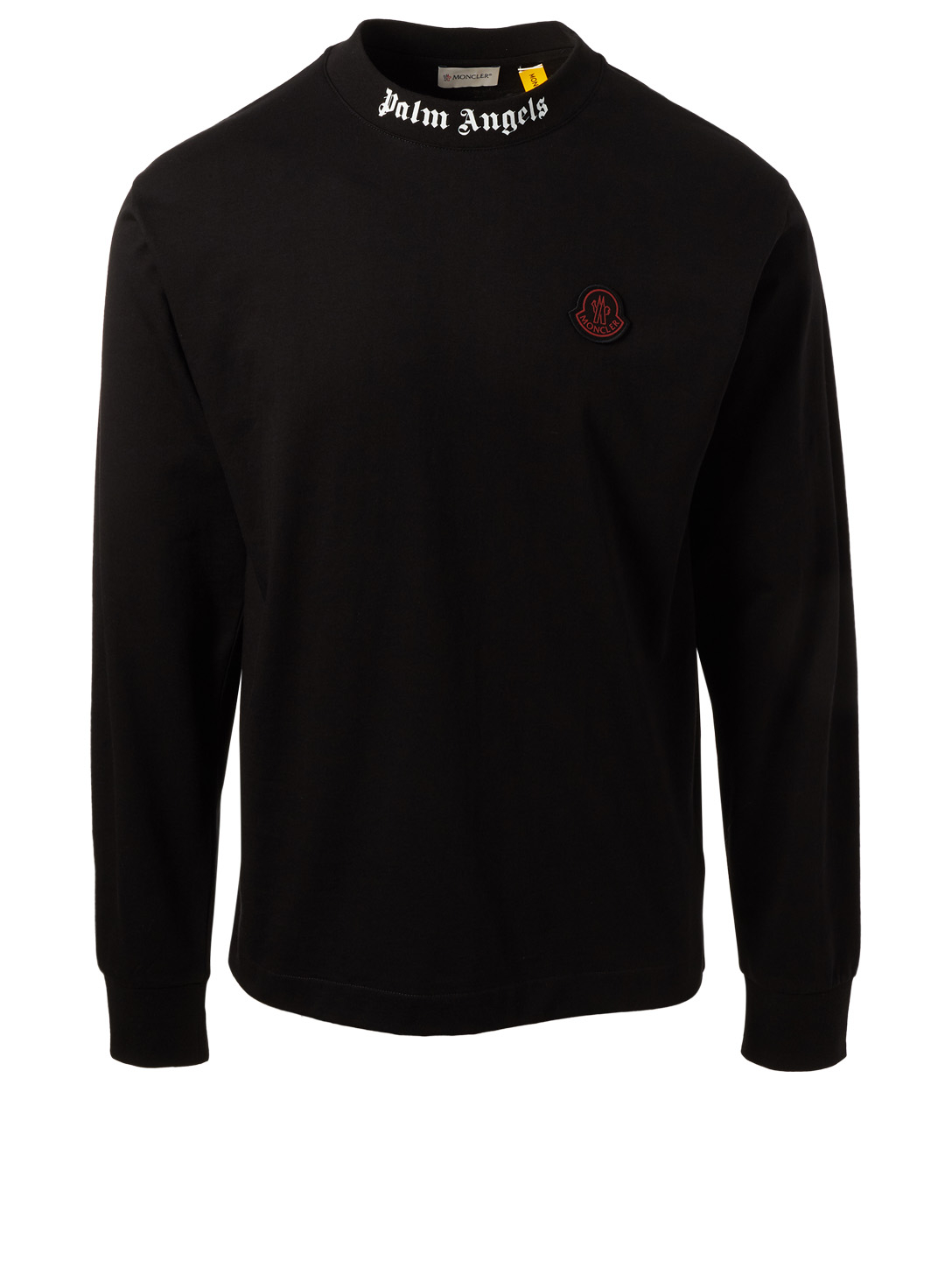 4a9b1a381 MONCLER GENIUS 8 Moncler x Palm Angels Long Sleeve T-Shirt | Holt ...
