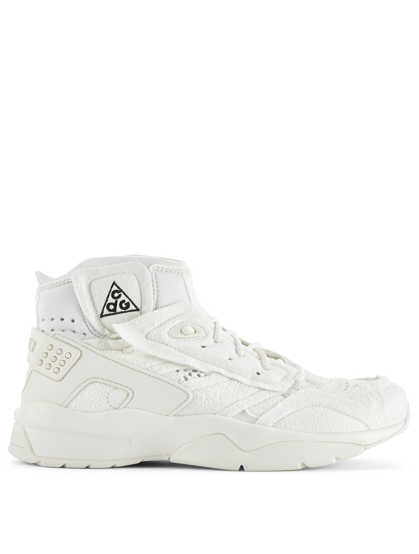 hot sale online 59c40 c80de COMME DES GARCONS Comme des Garçons Homme Plus x Nike ACG Edition Air  Mowabb Sneakers Men s ...