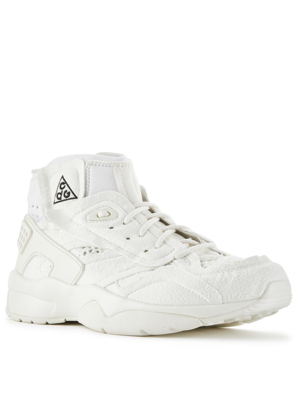 7c1d3c1fd7a2 ... COMME DES GARCONS Comme des Garçons Homme Plus x Nike ACG Edition Air  Mowabb Sneakers Men s ...