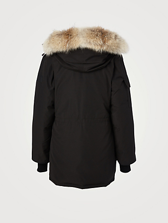 CANADA GOOSE Expedition Parka With Fur Hood Women's Black