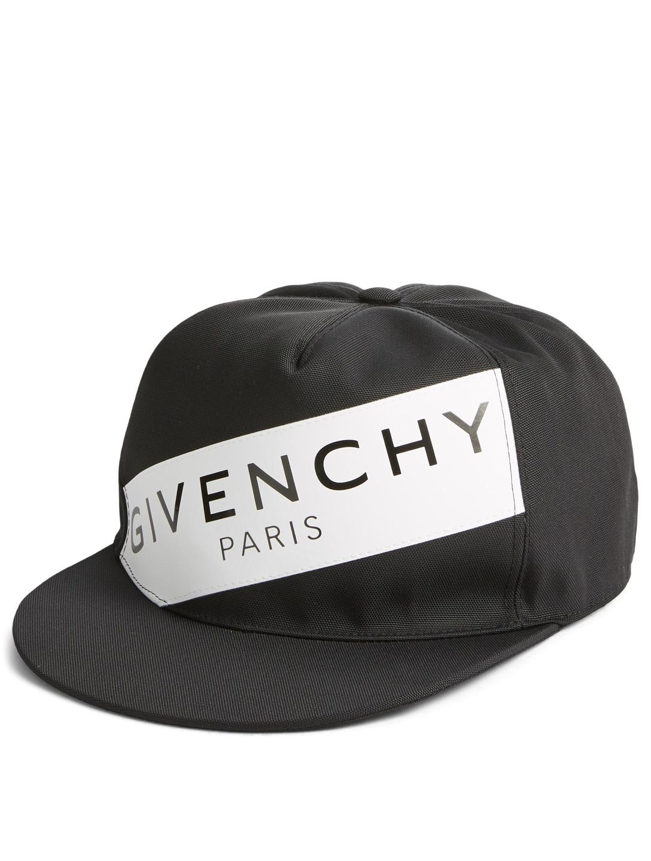 fd44fb52434 GIVENCHY Logo Cap Men s Black ...