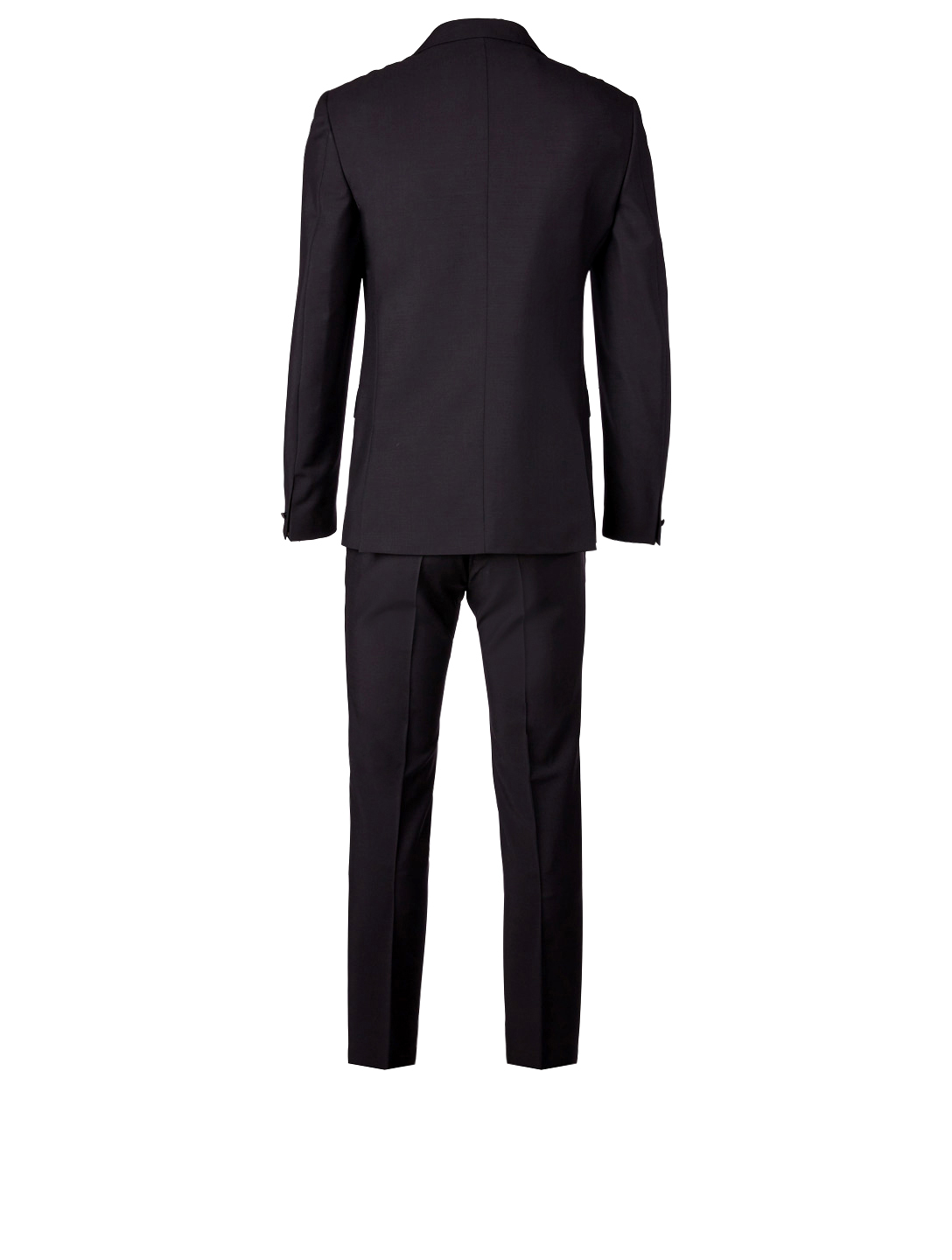 GIVENCHY Wool And Mohair Slim Fit Suit Men's Black