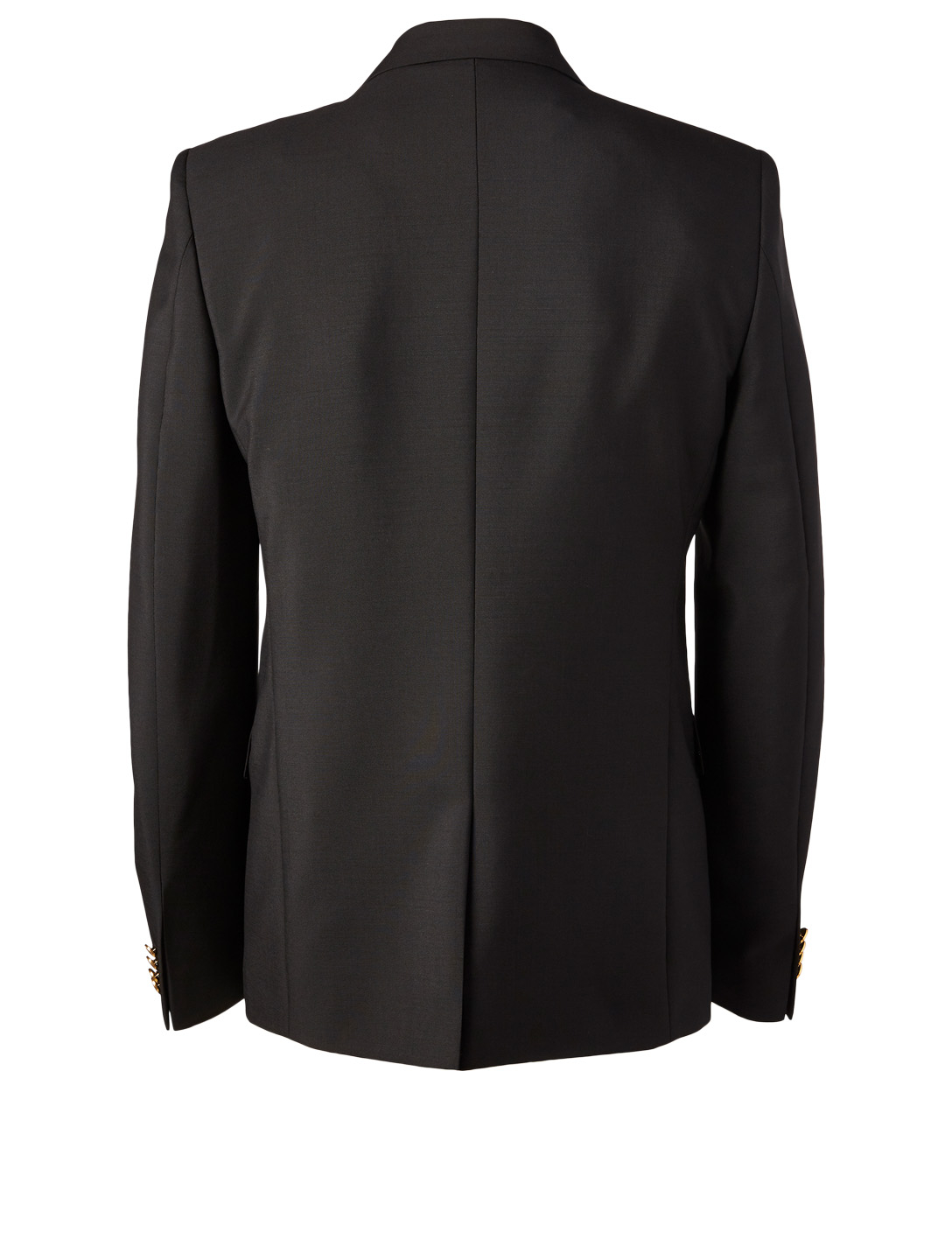 GIVENCHY Wool And Mohair Jacket Men's Black