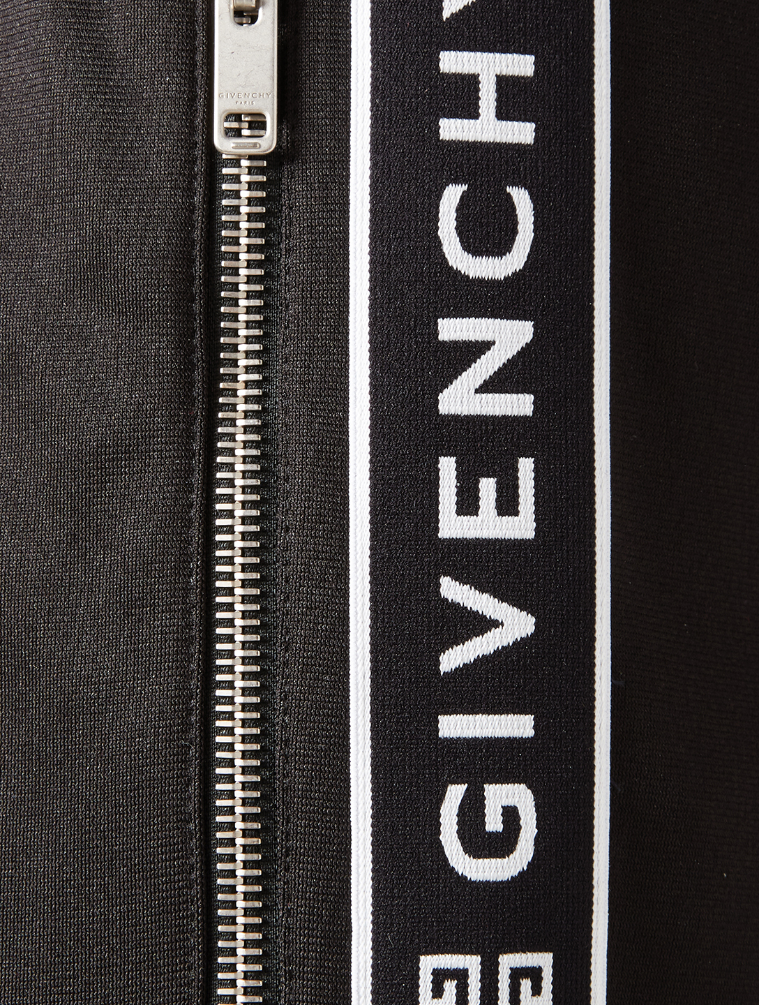 GIVENCHY Sweatpants With Logo Band Men's Black