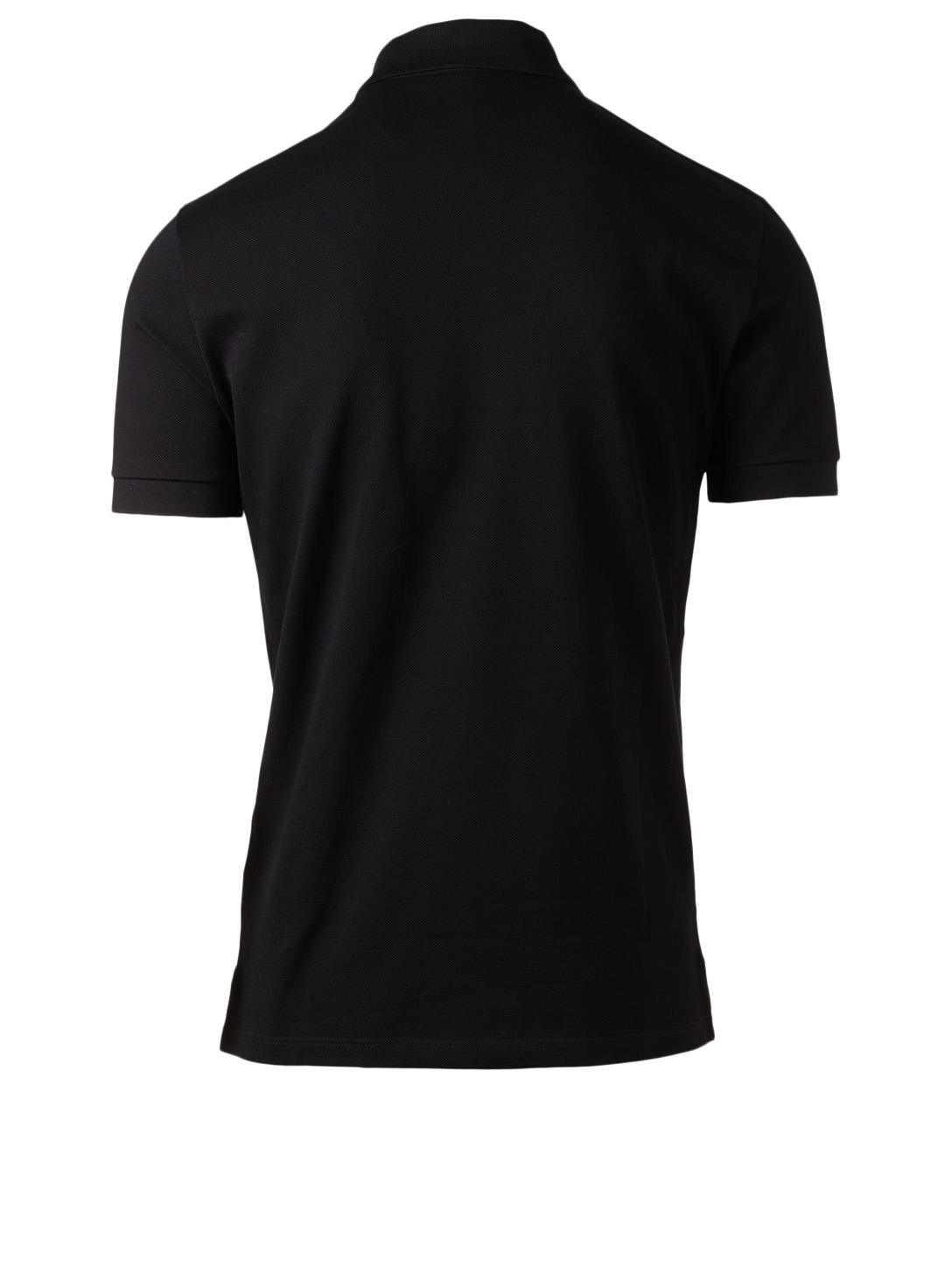 GIVENCHY Reverse Givenchy Polo Men's Black
