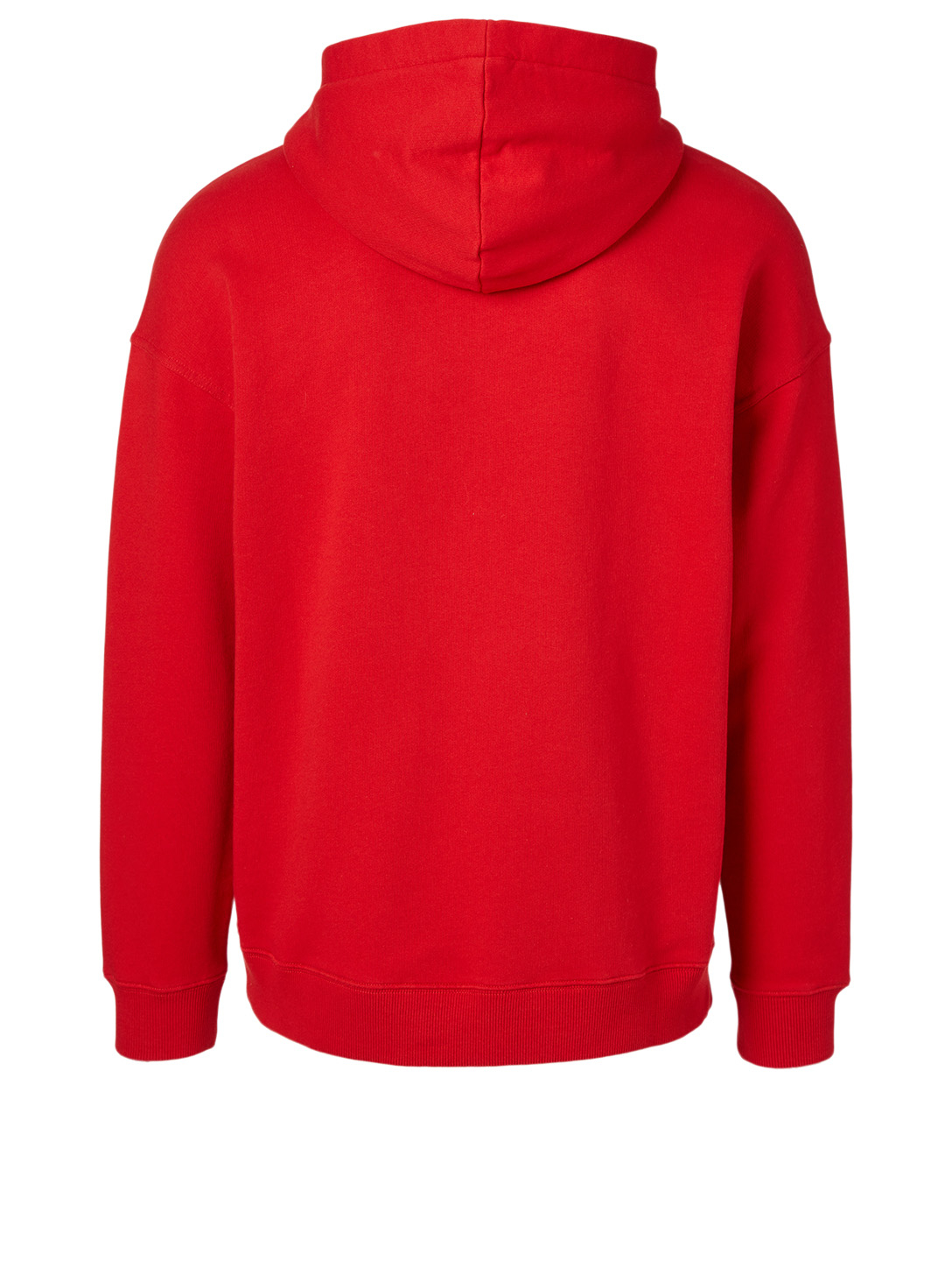 GIVENCHY Vintage Logo Hoodie Men's Red