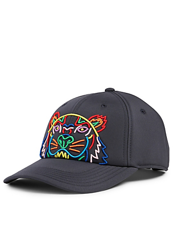 KENZO Neoprene Hat With Rainbow Tiger Women's Multi