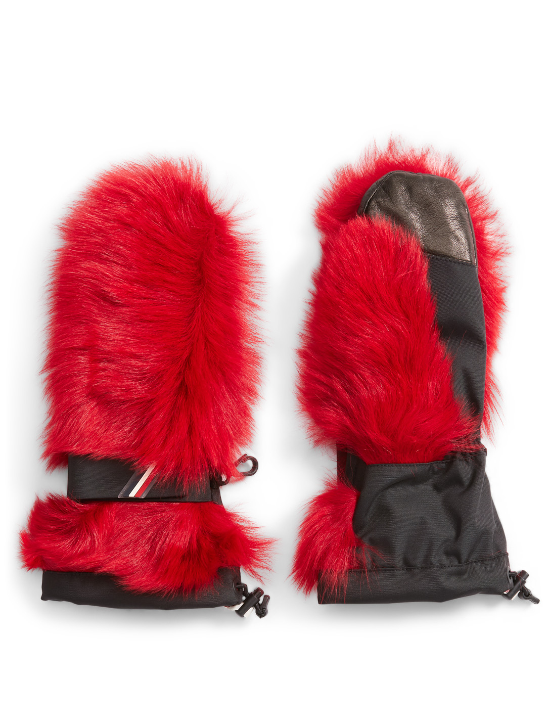 c17faf95b9a7 MONCLER 3 Moncler Grenoble Fur-Trimmed Gloves