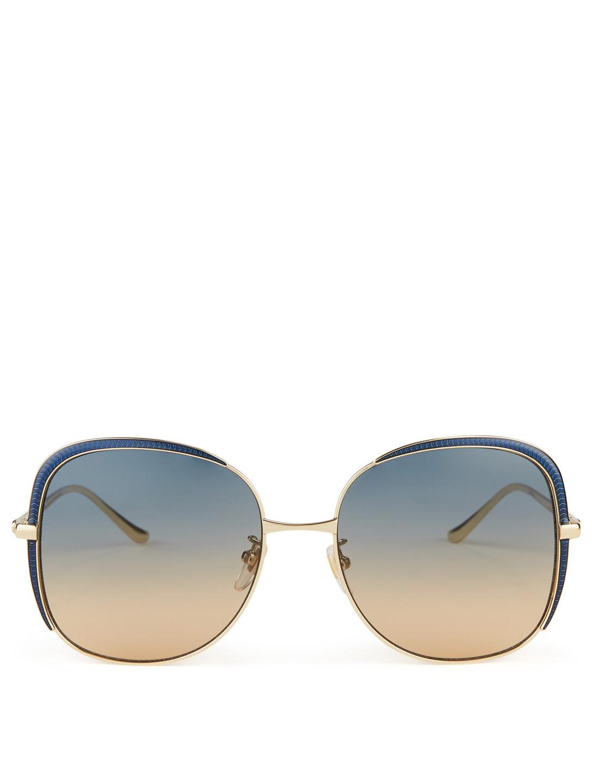 f8df16c0e0 GUCCI Oversized Square Sunglasses Women s ...