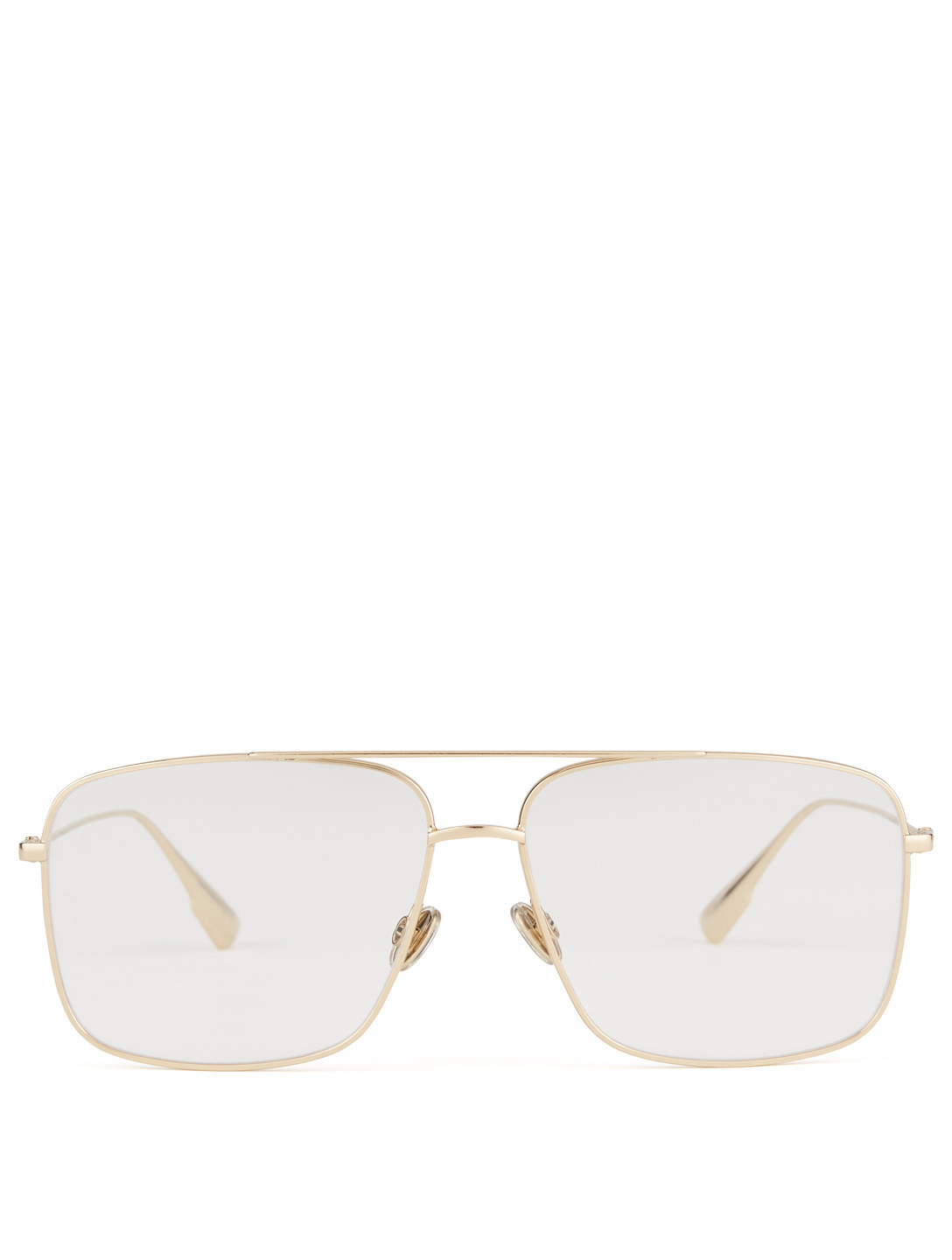 DIOR DiorStellaireO3 Navigator Optical Glasses Women's Gold
