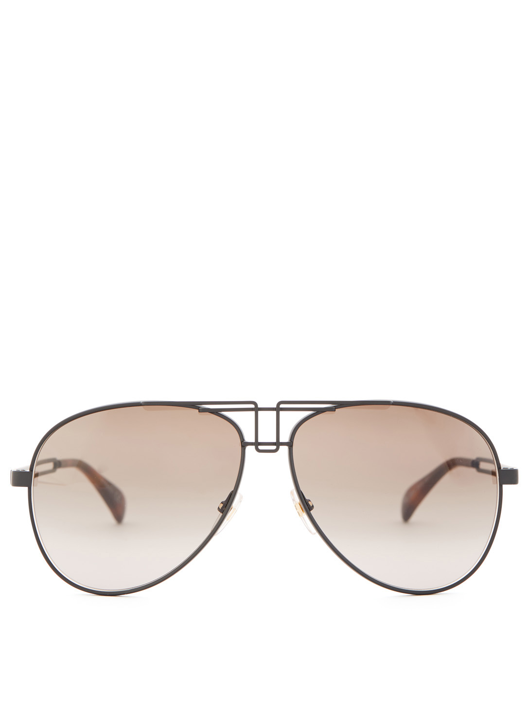 GIVENCHY Aviator Sunglasses Men's Black