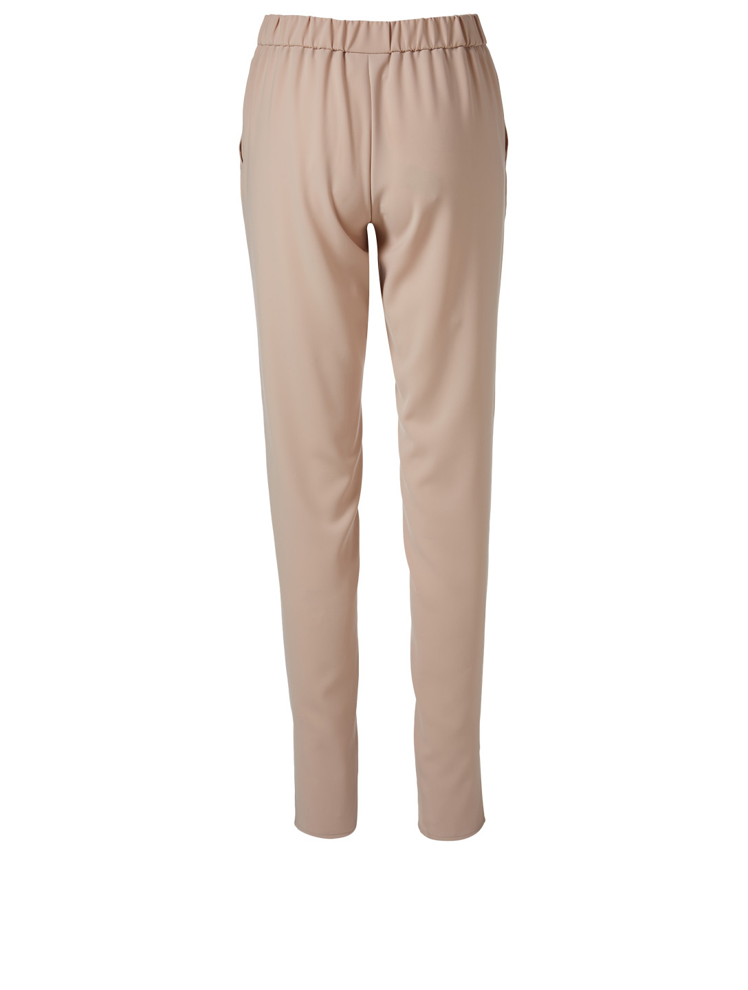 AKRIS PUNTO Mike Crêpe Pants Womens Pink