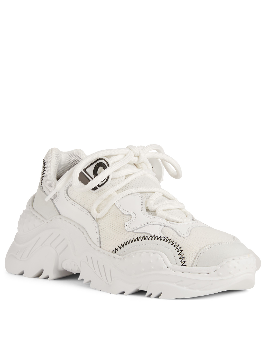 NO.21 Billy Sneakers Women's White