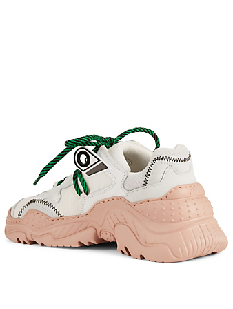 NO.21 Billy Sneakers Womens Pink