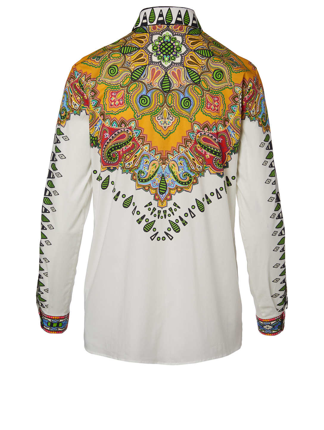 ETRO Button-Up Shirt In Paisley Print Women's Multi