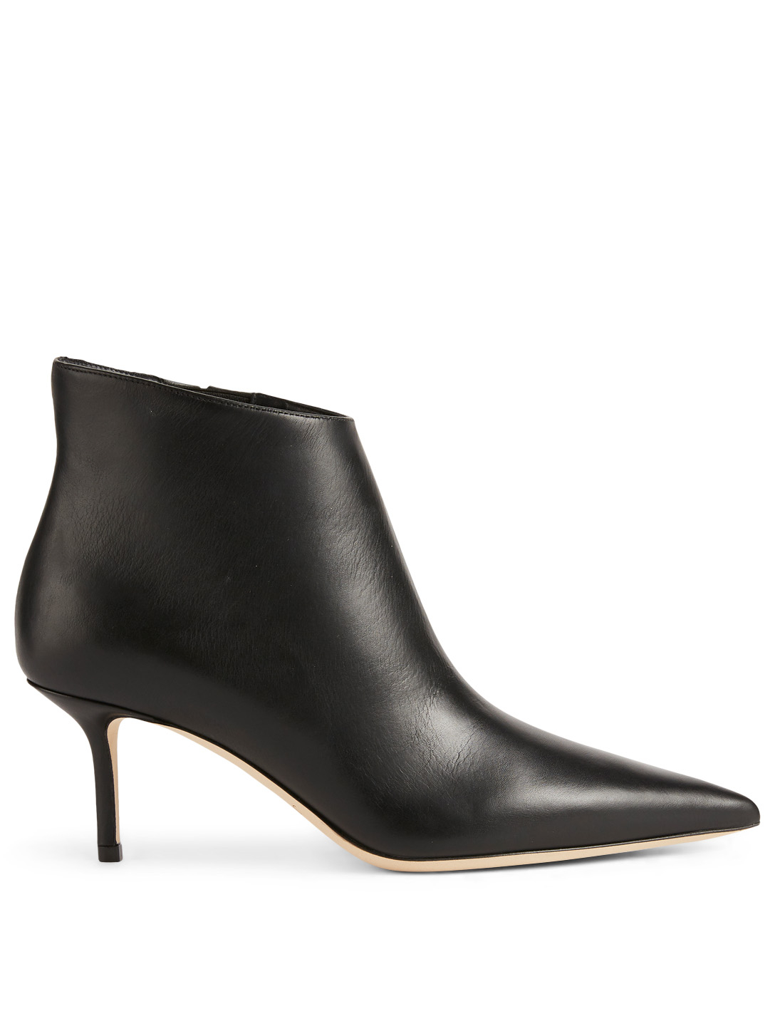 d942304420c JIMMY CHOO Marinda 65 Leather Ankle Boots