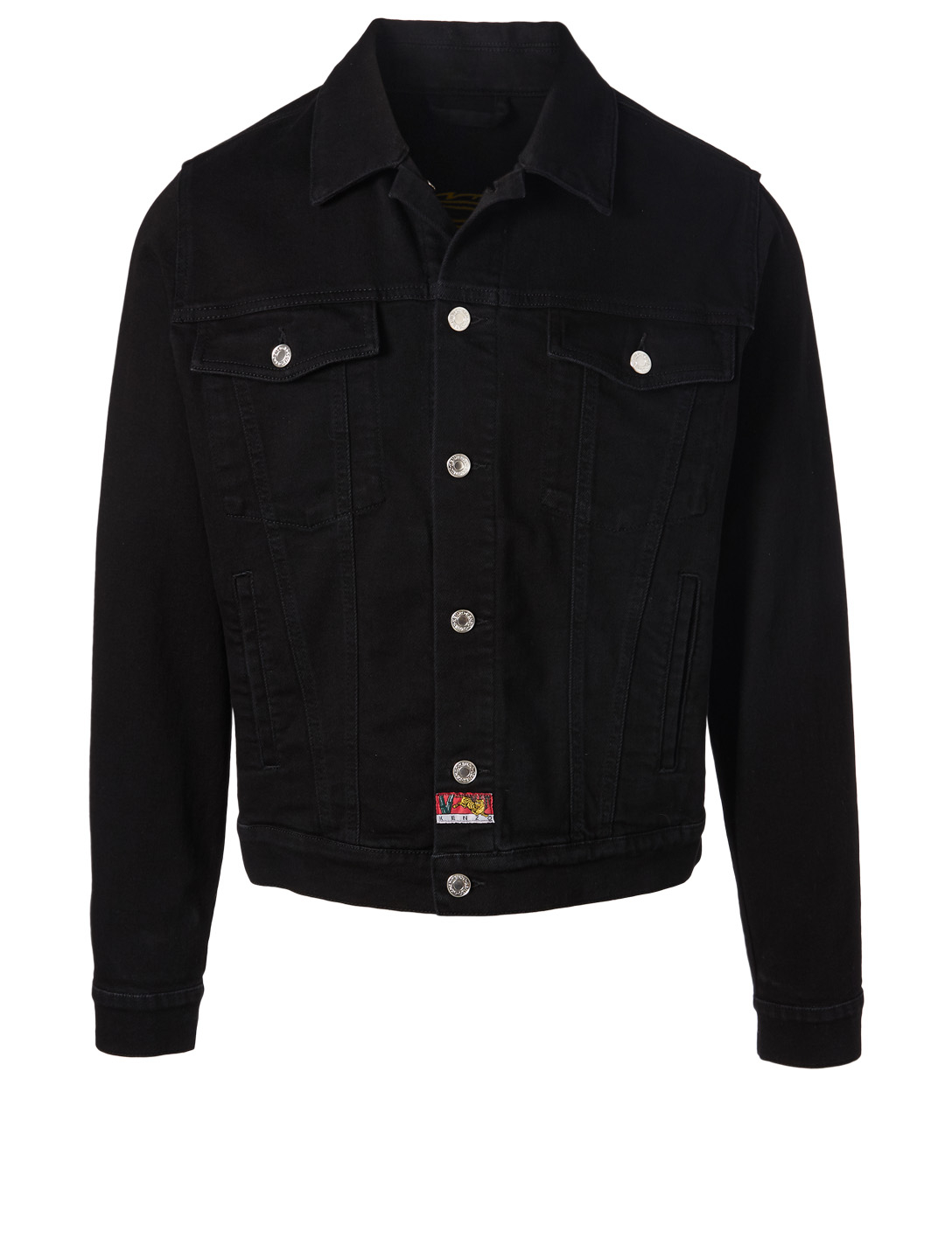 KENZO Phoenix Denim Jacket Men's Black
