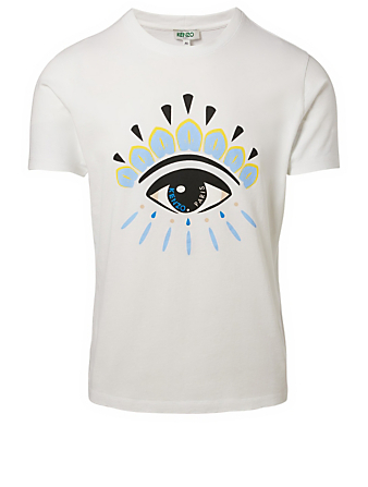 KENZO Eye T-Shirt Men's White