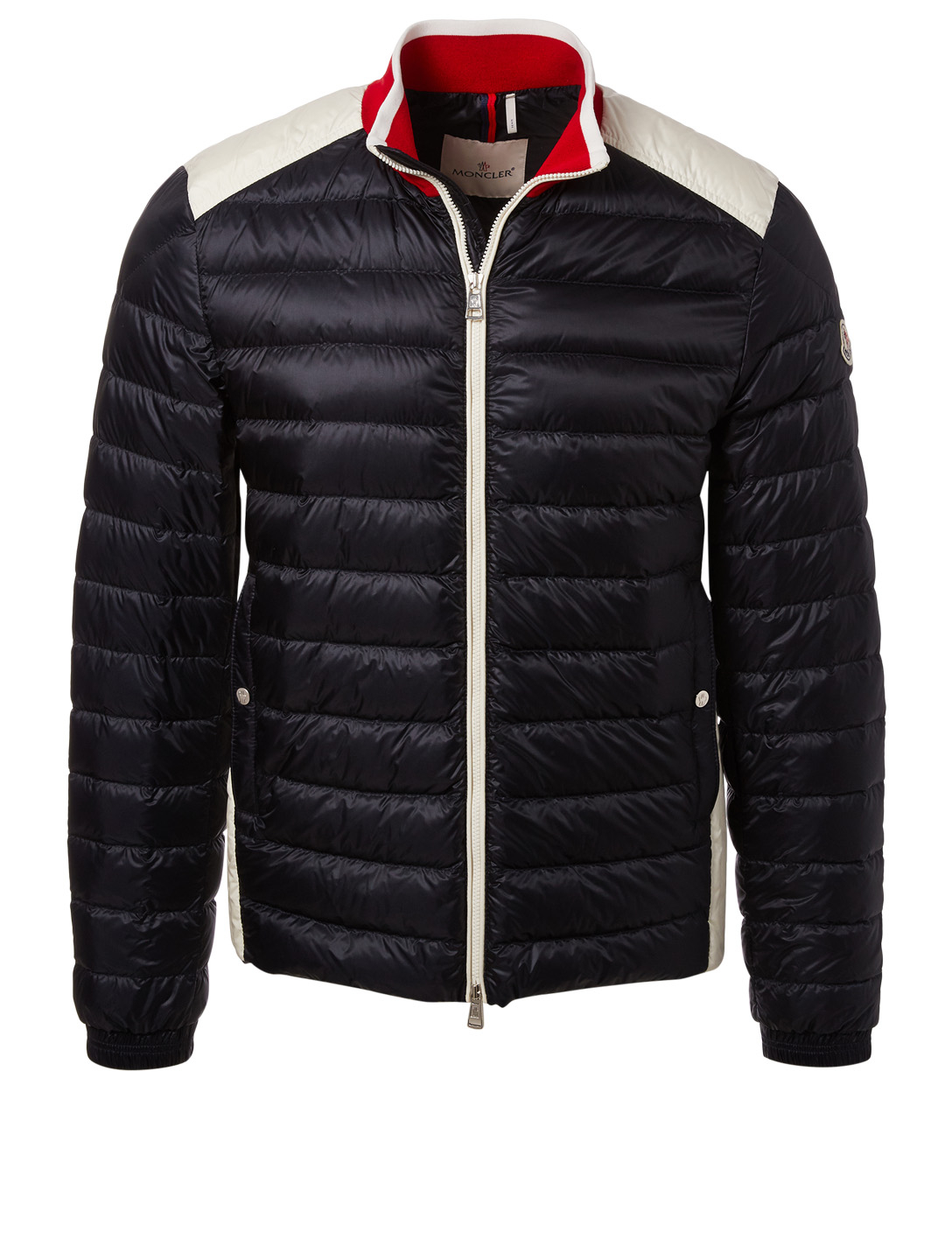 MONCLER Barteau Down Puffer Jacket Men's Multi
