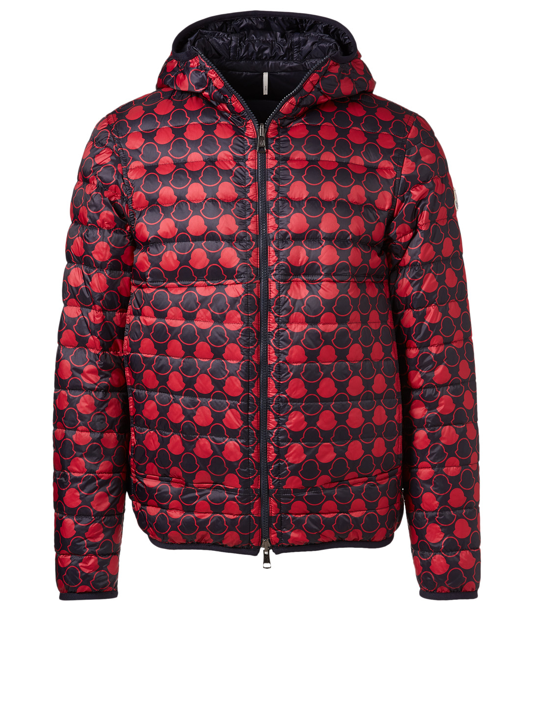 MONCLER Oise Reversible Down Jacket Men's Multi