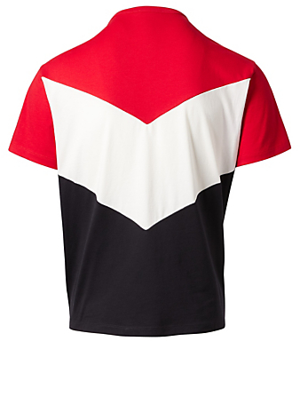 MONCLER Kith Colourblock T-Shirt Men's Multi