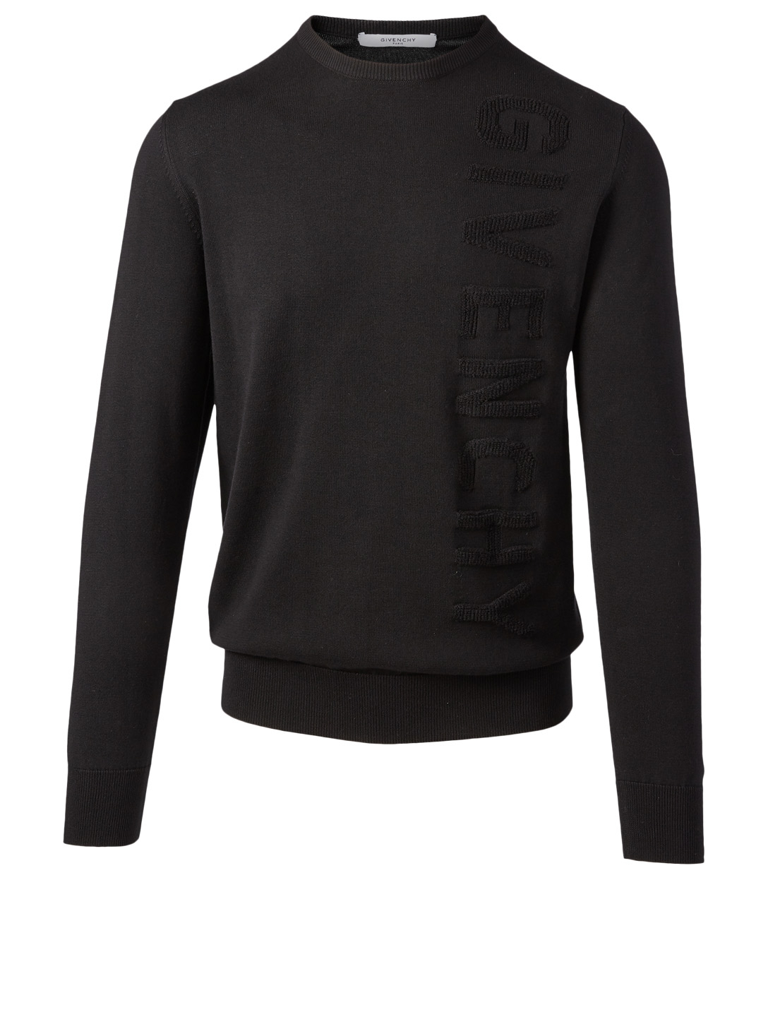 GIVENCHY Sweater With Logo Men's Black