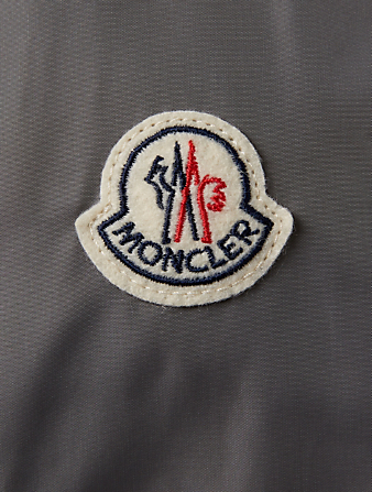 MONCLER Portneuf Jacket Men's Silver