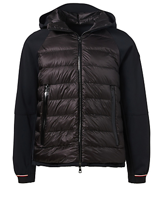 MONCLER Fabian Down Jacket Men's Black