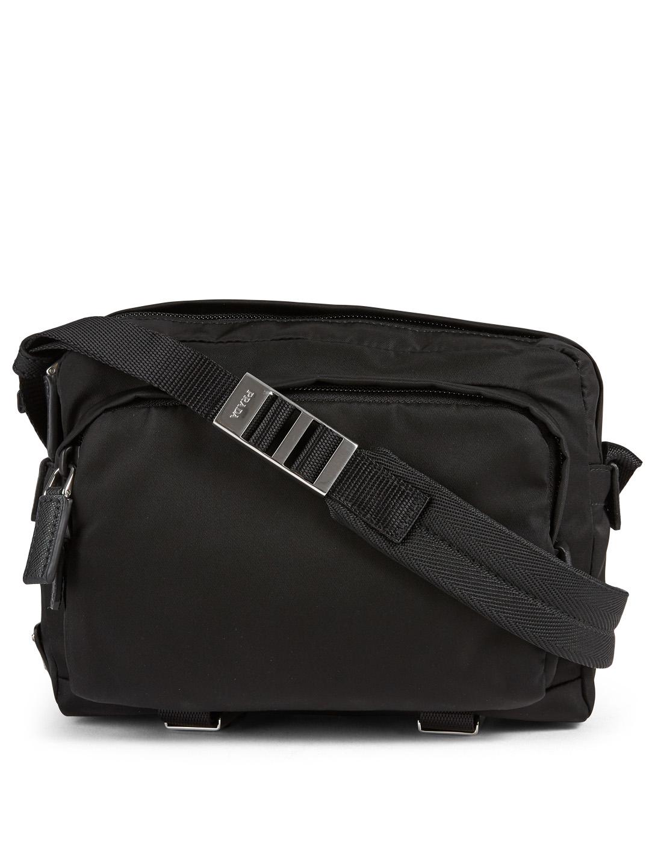 2ae0a53695fe PRADA Nylon Crossbody Bag | Holt Renfrew