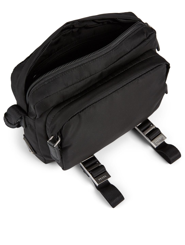 39e4d0ea0eb2 ... PRADA Nylon Crossbody Bag Men's Black