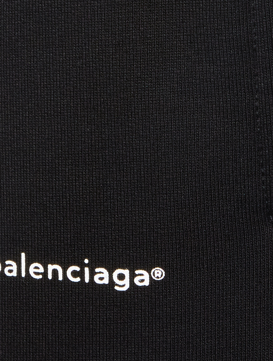 116fe63eb8da32 ... BALENCIAGA Copyright Logo Sweatpants Men's Black