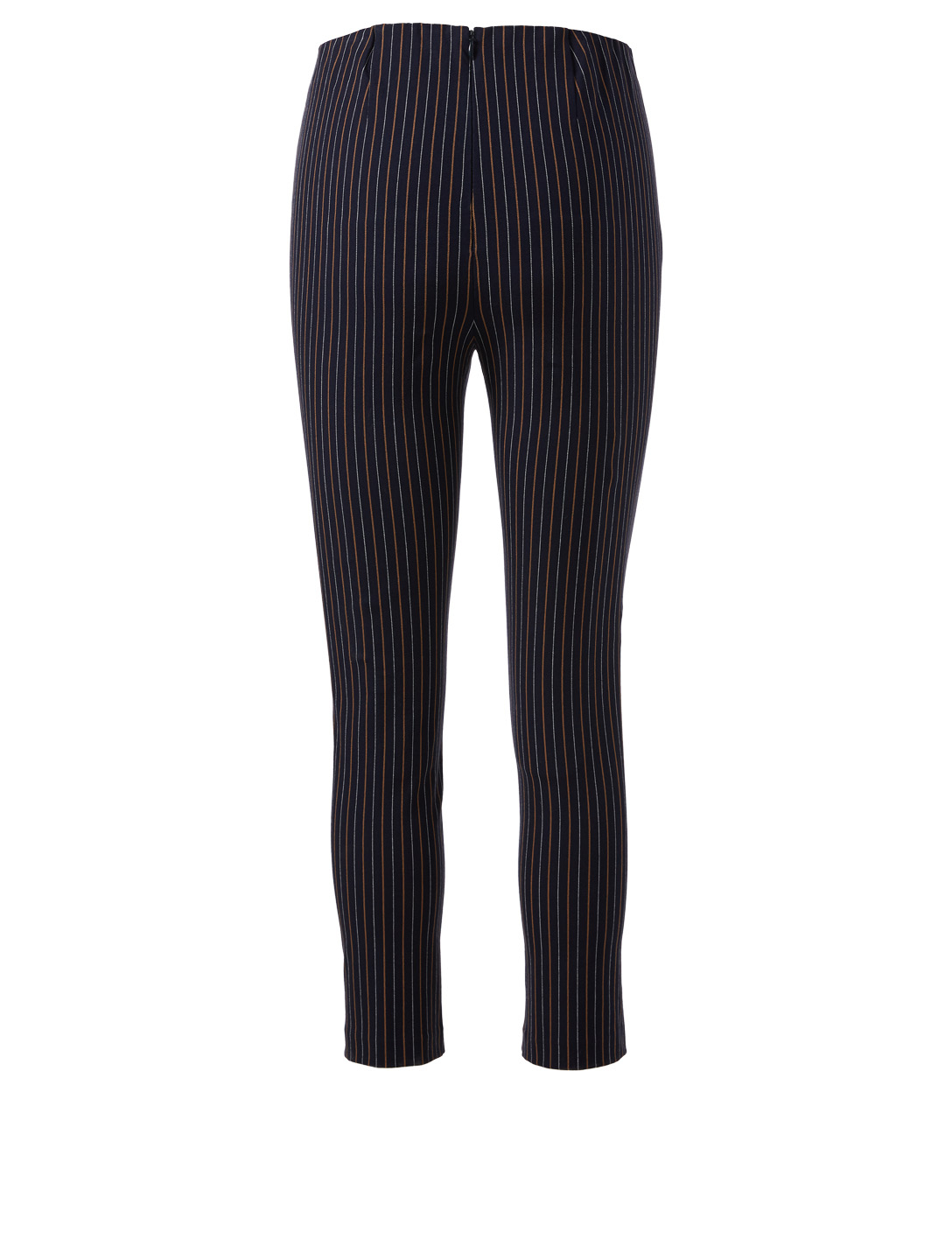DEREK LAM 10 CROSBY Sullivan Leggings In Stripe Women's Blue