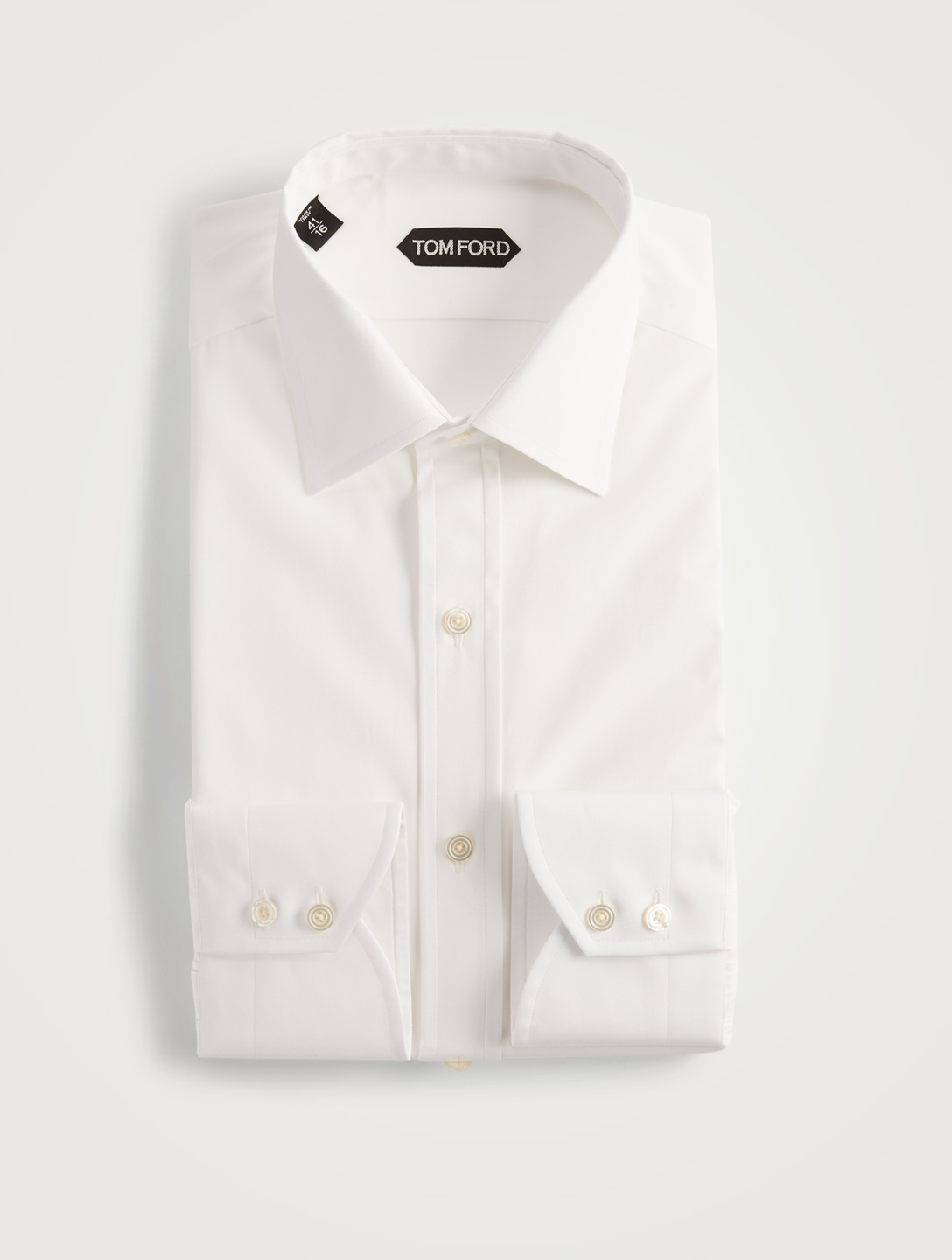 TOM FORD Dress Shirt Men's White
