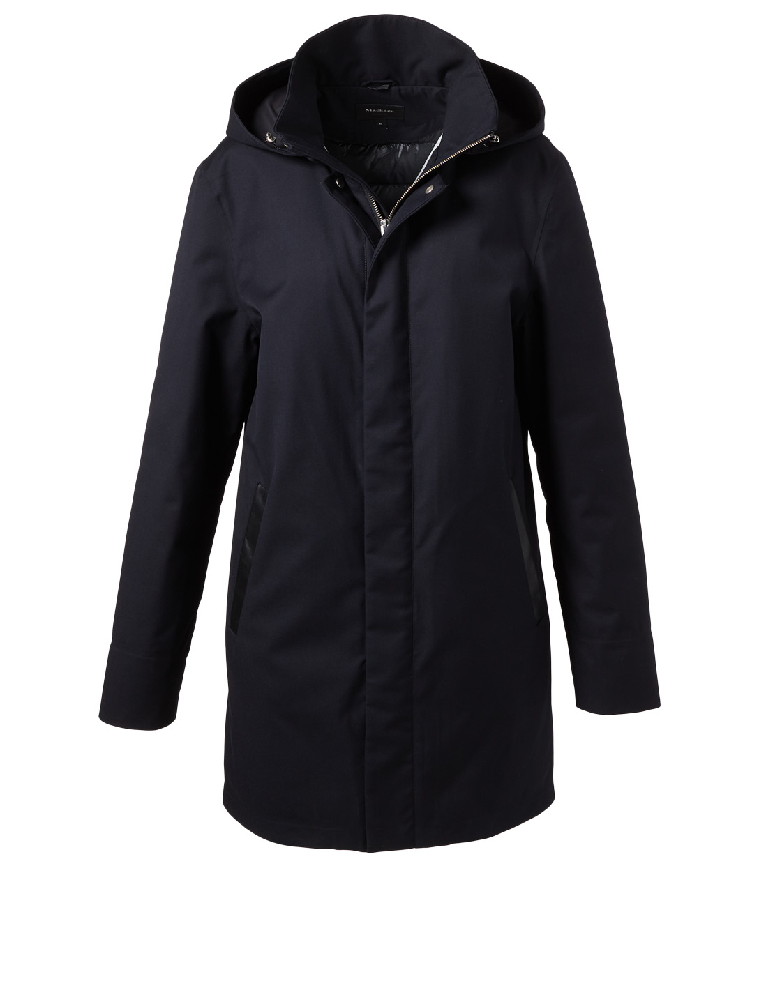 MACKAGE Thorin-Z Hybrid Down Coat Men's Blue
