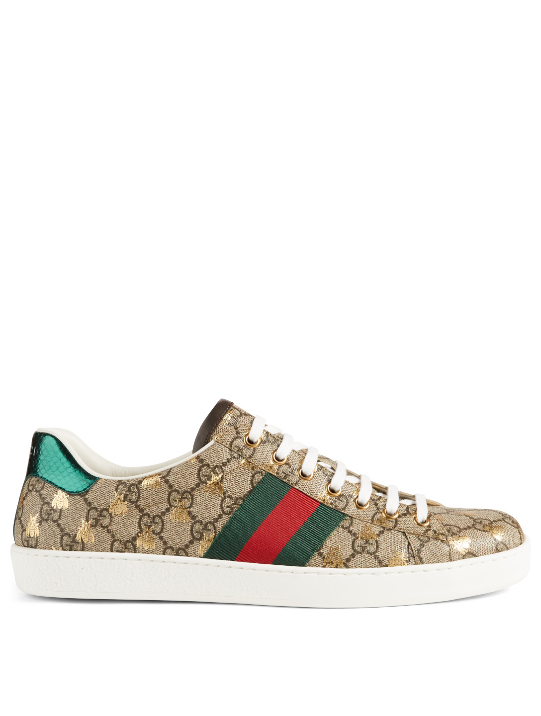 1c5edcaf5c1 GUCCI Ace GG Supreme Sneakers With Bees