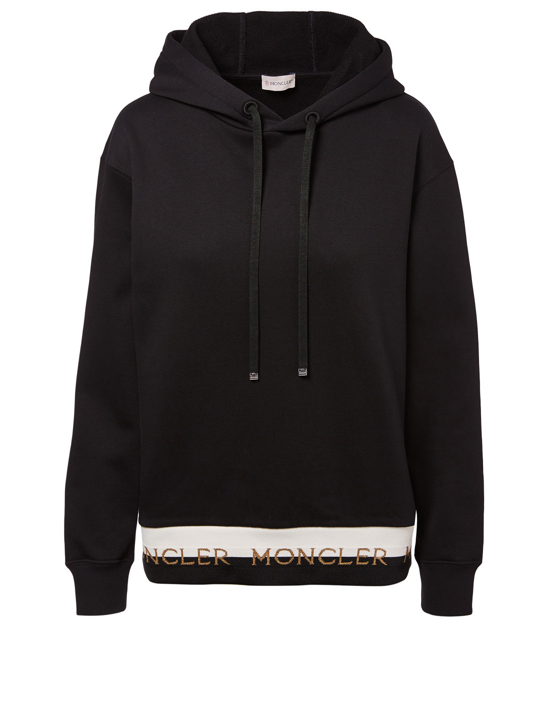 ca57c24aa0e6 MONCLER Hoodie With Logo Band   Holt Renfrew