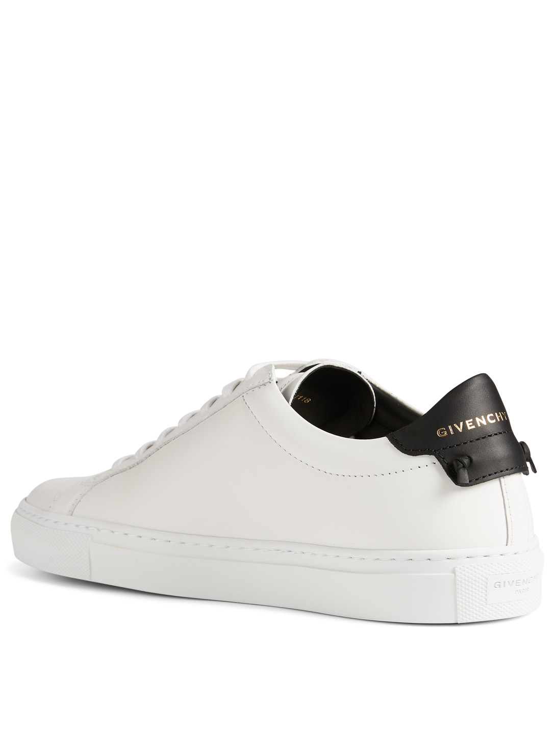 9d86394c1 ... GIVENCHY Urban Street Perforated Leather Sneakers Women's White ...