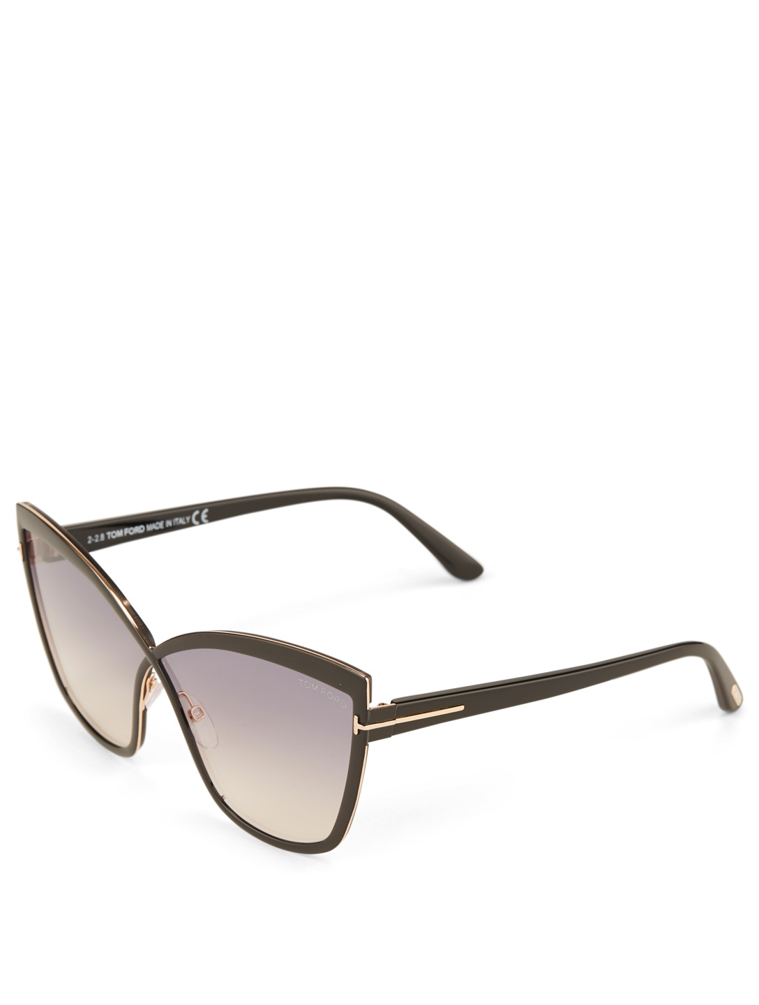 TOM FORD Sandrine Sunglasses Women's Black