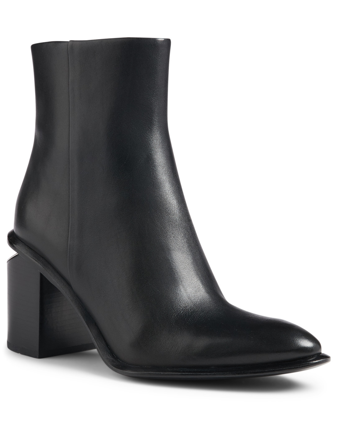 417f95ea700 ALEXANDER WANG Anna Leather Ankle Boots | Holt Renfrew