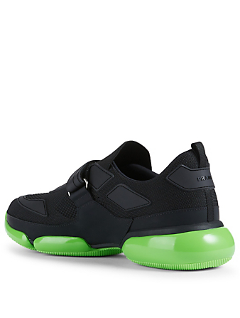 PRADA Cloudbust Sneakers With Strap Designers Black