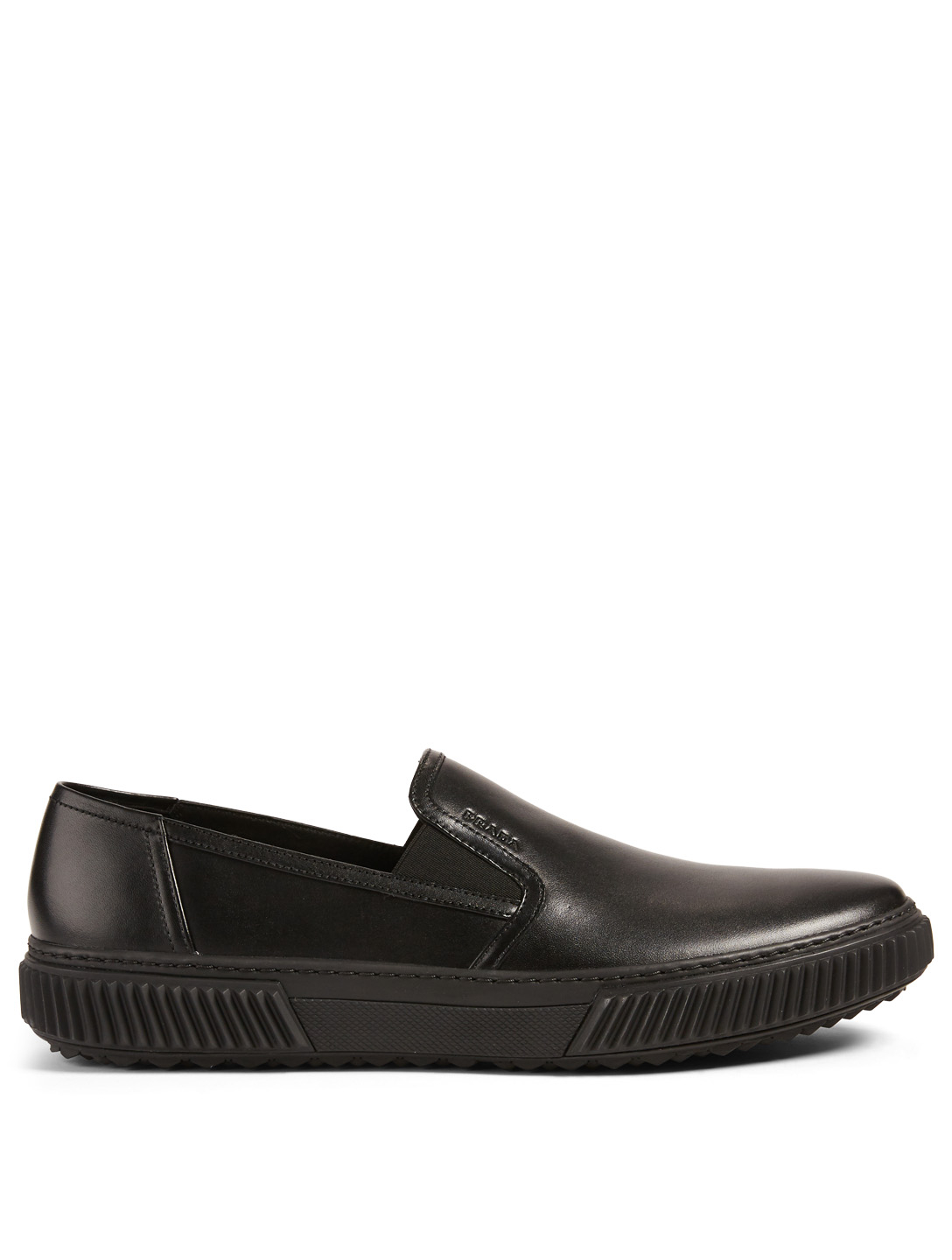 820d9012ab PRADA LINEA ROSSA Stratus Leather Slip-On Sneakers | Holt Renfrew