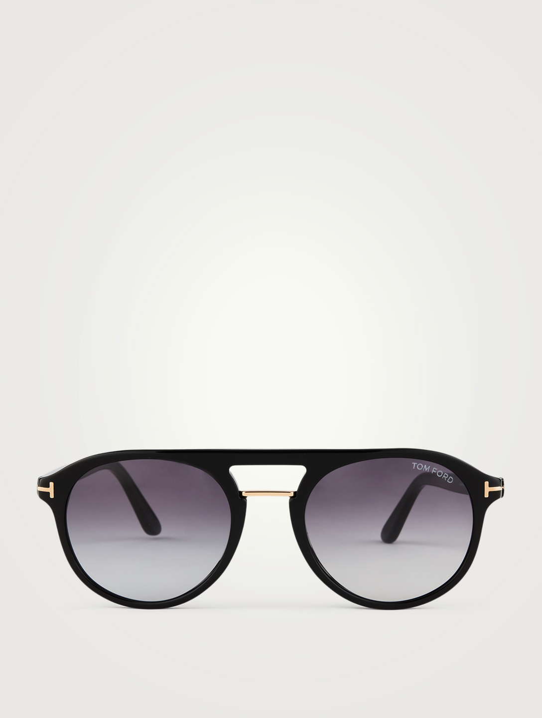9c7a6b5937a7 TOM FORD Ivan Round Sunglasses | Holt Renfrew