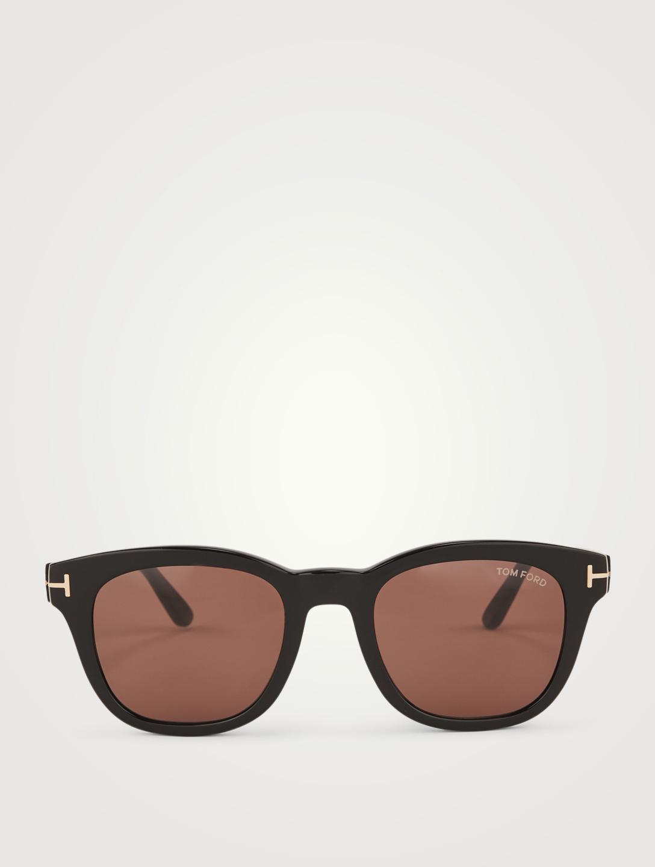 2c0fb5b15e TOM FORD Eugenio Square Sunglasses